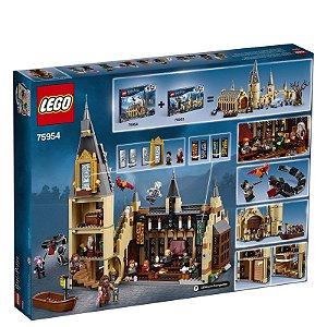 75954 - Lego Kit de Construção Harry Potter Grande Salão de Hogwarts
