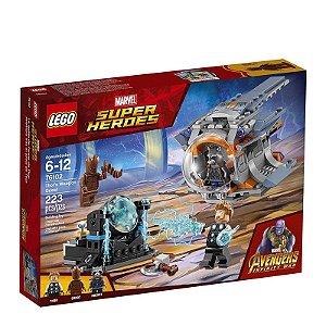 76102 - Lego Marvel Super Heroes Kit de Construção Vingadores Gerra Infinita Thor