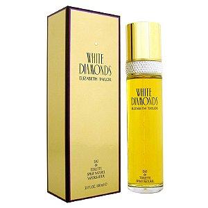 Perfume White Diamonds by Elizabeth Taylor Feminino Eau de Toilette 100ml