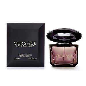 Perfume Versace Crystal Noir Feminino Eau de Toilette 90ml