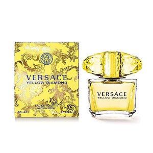 Perfume Versace Yellow Diamond Feminino Eau De Toilette 90ml