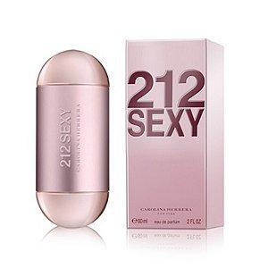Perfume 212 Sexy by Carolina Herrera Feminino Eau De Parfum 100ml