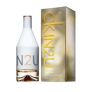 Perfume CKin2u by Calvin Klein Feminino Eau de Toilette 100ml