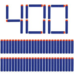Refill Pack para Lançador de Dardos Nerf N-strike Elite Com 400 Dardos