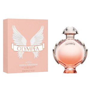 Perfume Olympéa Aqua by Paco Rabanne Feminino Eau de Parfum 80ml