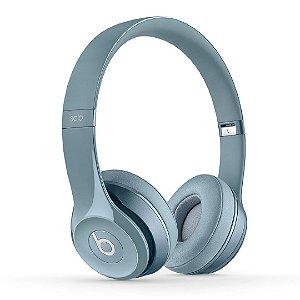 Fone de ouvido Beats Solo2 Original c/ Fio – Azul