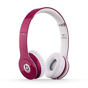 Fone de ouvido Beats Solo2 Original c/ Fio – Purpura/Branco