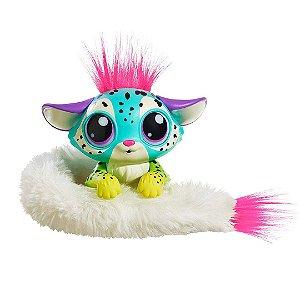 Boneca Lil' Gleemerz Arco-Íris Mattel Infantil Brinquedos Interativos LED