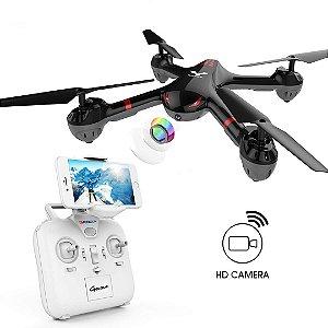 Drone Drocon X708W Wi-Fi Quadcopter Treinamento FPV Câmera HD Equipado Modo Headless