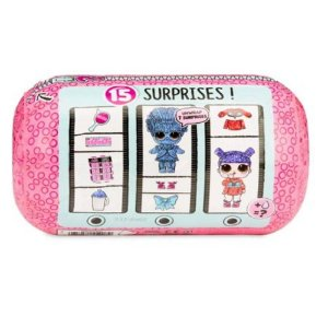 Boneca Lol Surprise Under Wraps Infantil Série Eye Spy 2a Original