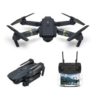 Drone Eachine E58 RTF WiFi FPV Quadcopter 120° Wide-Angle 720P HD Câmera Dobrável Altitude Hold