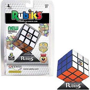 Cubo Mágico Rubik's Jogos Infantil de Raciocínio
