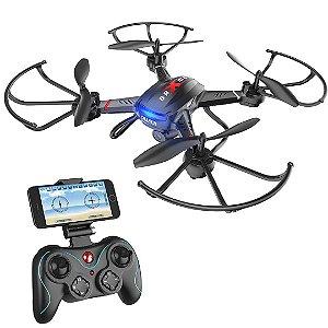 Drone F181W Wifi 720p HD Câmera Vídeo  RC Quadcopter Altitude Hold Sensor de Gravidade
