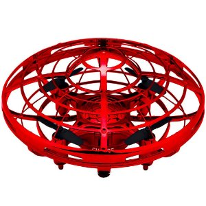Drone Scoot Motion Quadcopter com Sensor de Guia Ultra Portátil