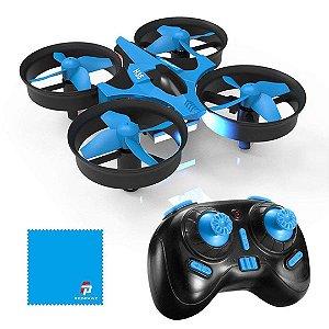 Drone REDPAWZ H36 2.4G Gyro Headless Controle Remoto One-Key Retorno RC Quadcopter