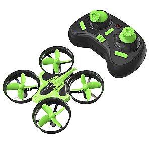Drone Eachine E010 2.4GHz 6 Eixos Gyro Controle Remoto Nano Quadcopter Headless 3D Flip