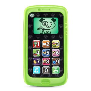 Divertido Telefone inteligente Infantil Chat & Count Musical Smart Phone Com Cores Sortidas