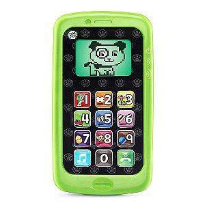 Divertido Telefone inteligente Infantil Chat & Count Musical Smart Phone Com Cores Sortidas