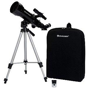 Telescópio Celestron 21035 Travel Scope Viagem Escopo