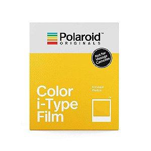 Papel Fotográfico Filme Polaroid Originals 4668 I-Type Branco