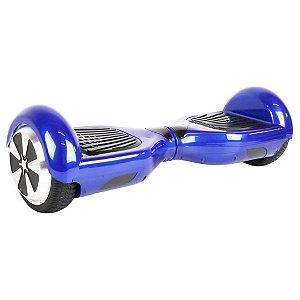 """Hoverboard Elétrico Fujilink Azul 6.5"""" - Smart Balance - Led"""