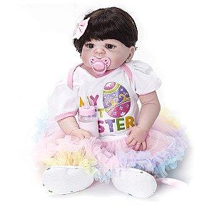 Bebê Reborn Kaydora Aline