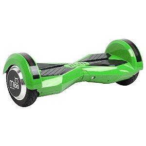 """Hoverboard Elétrico Mibo Verde com Roda de 8.0"""" e Bluetooth"""