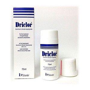 Desodorante Driclor Antitranspirante em Roll-on Inodoro 75ml