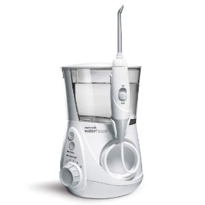 Irrigador Oral Dental Waterpik Water Flosser Accepted Branco WP-660