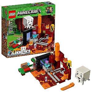 21143 - Lego Minecraft O Portal Do Nether