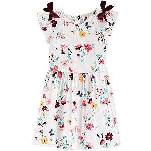 Vestido Lindas Flores Carter´s
