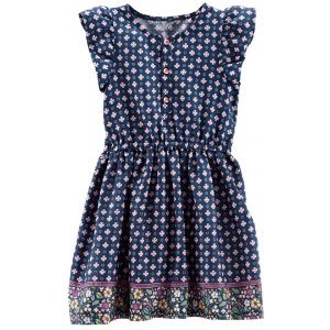 Vestido Floral Carter´s