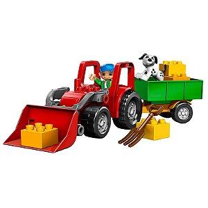 Lego Duplo Ideias e Criatividade - Big Tractor 12 Peças 5647