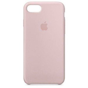 Capa para iPhone 8 / 7, Rosa, Silicone, Apple - MQGQ2ZM/A