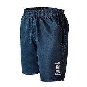 Shorts Masculino Fitness II Azul Marinho Rudel Sports Tamanho P