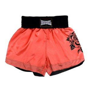 Shorts de Muay thai Cetim Mellon Rudel Sports Tamanho P