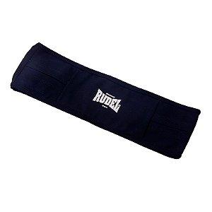 Cinto Esportivo Waist Bag Preto Rudel Sports Tamanho GG