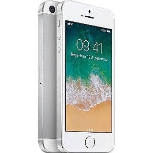 iPhone SE 32GB Prata IOS 4G Câmera 12MP