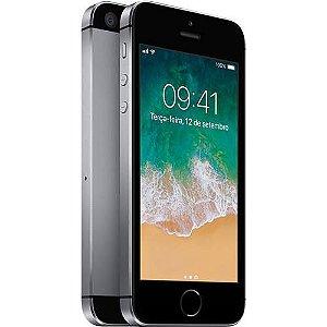 iPhone SE 32GB Cinza Espacial IOS 4G Câmera 12MP - Apple