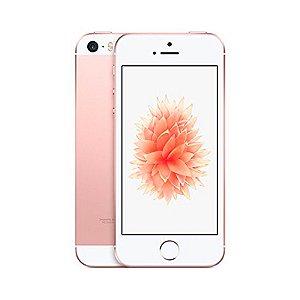 "Iphone SE 32GB 4G Tela 4"" Rose Apple"