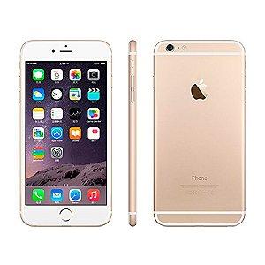 Iphone 6 Plus 64GB 4G Tela 5.5 Dourado Apple