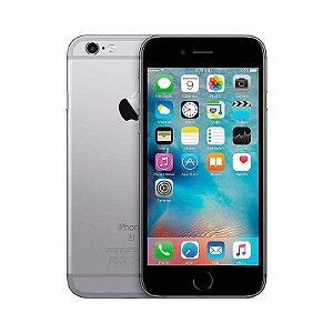"Iphone 6S Plus 16GB 4G LTE Tela 5.5"" Câmeras 12MP 5MP Space Gray Apple"