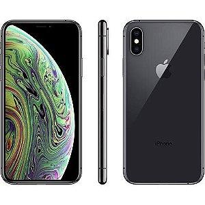 iPhone X s 64GB Cinza Espacial IOS12 4G + Wi-fi Câmera 12MP - Apple