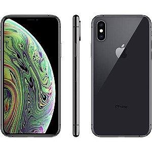 iPhone X s Cinza Espacial 256GB IOS12 4G + Wi-fi Câmera 12MP - Apple