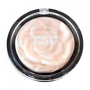 Iluminador Baked Highlighter Powder 2 - Ruby Rose Hb7223