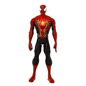Boneco Vingadores Iron Spider 28cm Marvel