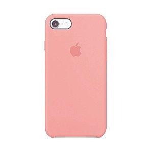 Capa para iPhone 6s Plus em Silicone Apple Salmão