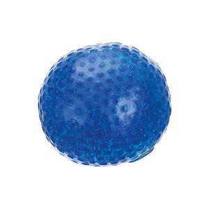 Brinquedo Bola Bolekinha Relaxante Geleca Art Brink Azul