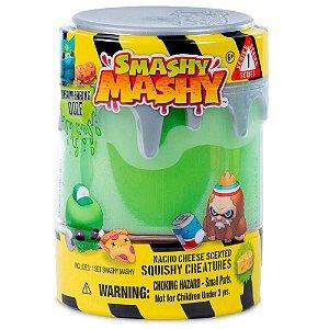 Brinquedo Smashy Mashy Monstrinhos Surpresas