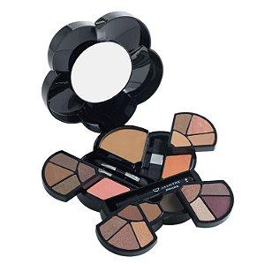 Estojo Maleta Maquiagem Jasmyne Primavera JS0701 Cor A